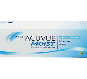 soczewki Acuvue 1-Day Moist for Astigmatism