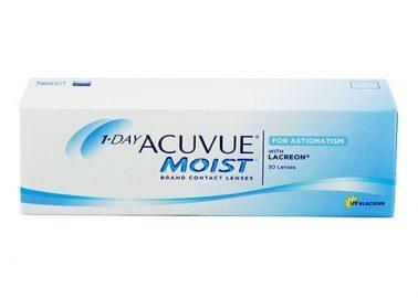 soczewki Acuvue 1-Day Moist for Astigmatism
