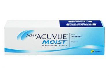 soczewki Acuvue 1-Day Moist