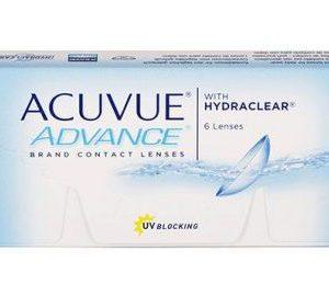 soczewki Acuvue Advance