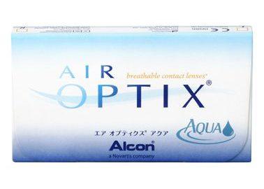 soczewki Air Optix Aqua