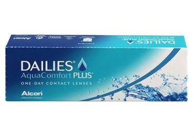 soczewki Dailies Aqua Comfort Plus