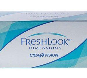 soczewki Freshlook Dimensions