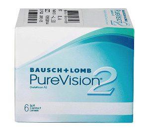 soczewki PureVision 2HD