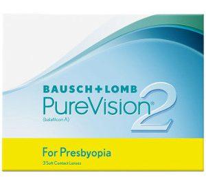 soczewki PureVision 2HD for Presbyopia