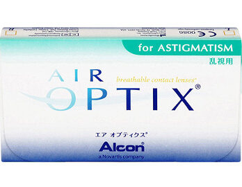 soczewki Air Optix for Astigmatism