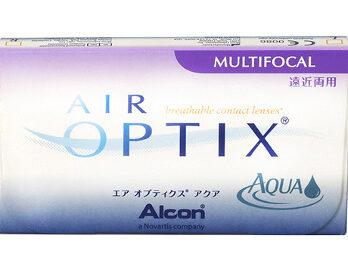 soczewki air optix multifocal