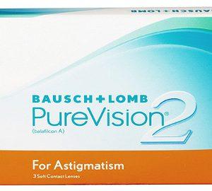 soczewki purevision 2hd astigmatism