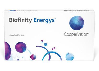 soczewki Biofinity Energys